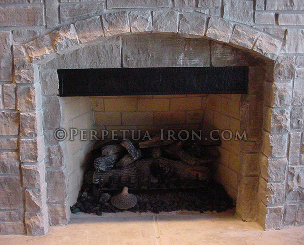 Perpetua Iron Fire Screens Custom Made To Fit Your